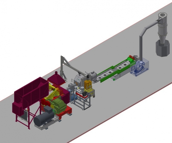 Pelletizing 3D
